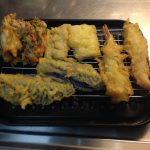 普通のオーブントースターでお惣菜の天ぷらをサクサクにする方法