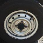 車の鉄ホイールはクリームクレンザーでピカピカになります